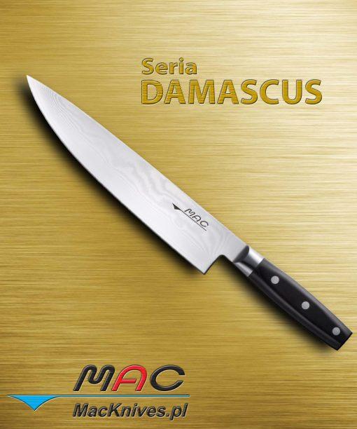 Chef Knife – nóż kuchenny szefa. Ostrze 240 mm Nóż szefa kuchni do wszechstronnego wykorzystania.