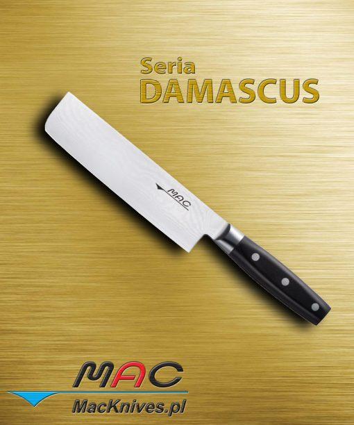 Japanese Vegetable Knife – japoński nóż do warzyw. Ostrze 180 mm Nóż do krojenia, cięcia, szatkowania, siekania warzyw.