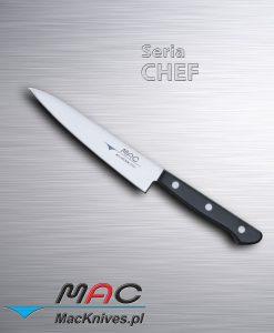 Paring Knife – nóż do obierania. Ostrze 135 mm Lekki i ostry nóż do obierania.