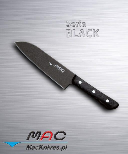 Bardzo ostry i dobrze wyważony nóż Santoku do wszechstronnego użytku. Uniwersalny nóż kuchenny do krojenia, cięcia, szatkowania, siekania, kostkowania itp. Doskonały do warzyw, mięs i ryb.