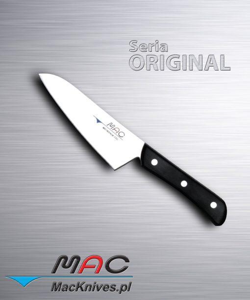 Tasak kuchenny, nóż do krojenia oraz siekania warzyw i owoców. Ostrze 135 mm