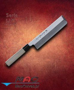Kakuga Usuba Knife – nóż Kakuga Usuba. Nóż do warzyw o prostokątnym czubku. Ostrze 210 mm