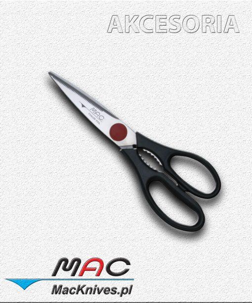 Nożyczki kuchenne, 85 mm.