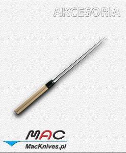 Elegancje pałeczki do gotowania, wykonane z tej samej stali co noże MAC. Długość 210mm.