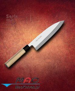 Nóż Aideba. Uniwersalny nóż do ryb. Nadaje się również do warzyw. Ostrze 210 mm.