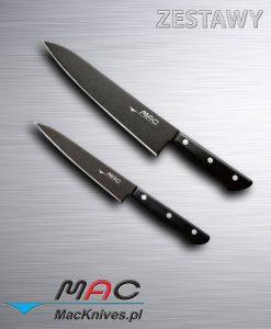 Zestaw noży kuchennych z serii Black 2 szt. BF-HB-85 BF-HB-55