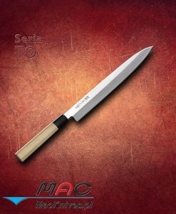 Sashimi Knife – nóż kuchenny do sashimi. Ostrze 330 mm.